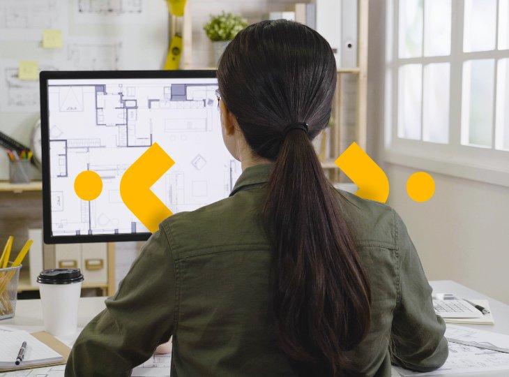 Escritórios virtuais para arquitetos
