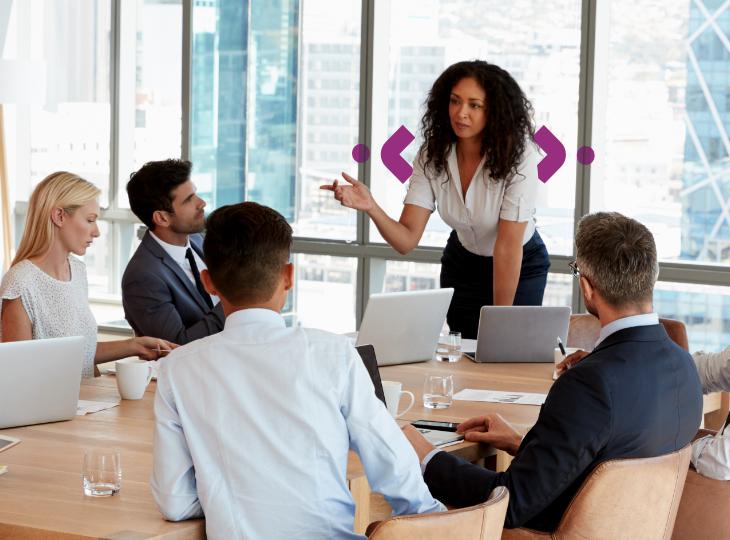 A força feminina nos negócios