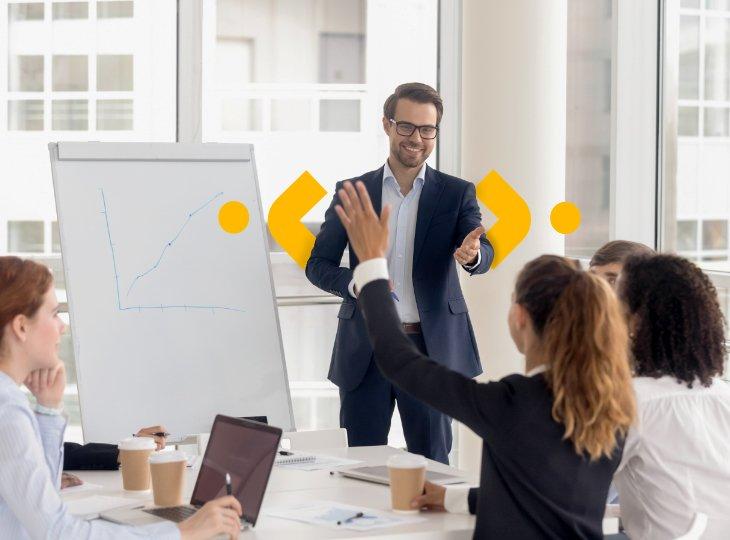 Qual é o papel do líder na empresa