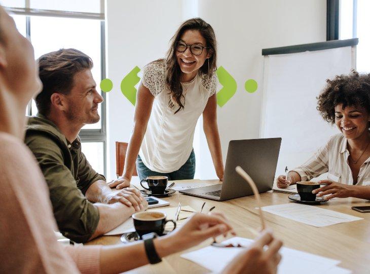 Como receber clientes em um coworking?