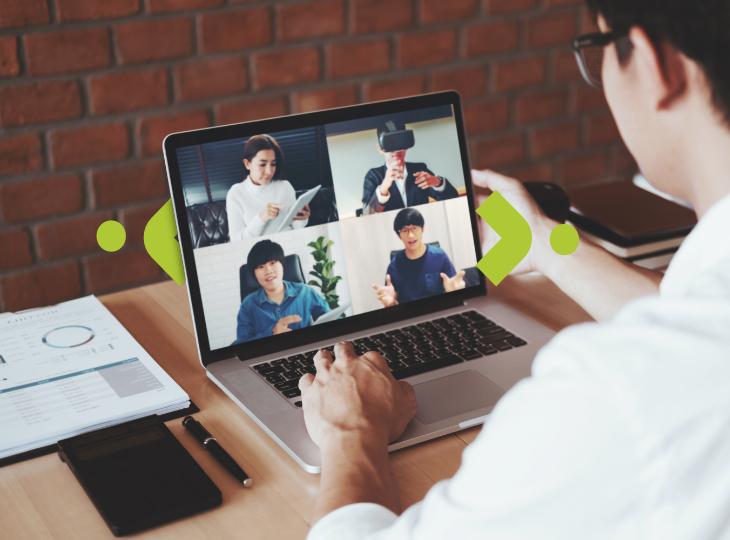 Networking virtual: como criar uma rede de contatos de sucesso